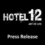 Hotel12 Press release button 150px